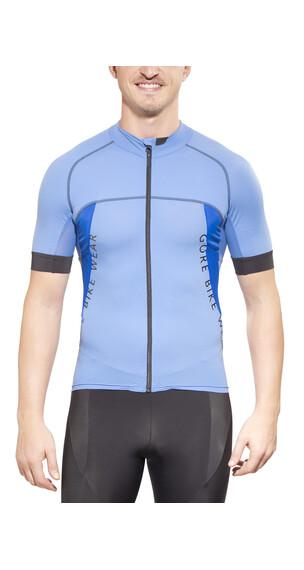 GORE BIKE WEAR ALP-X PRO Kortärmad cykeltröja Herr blå